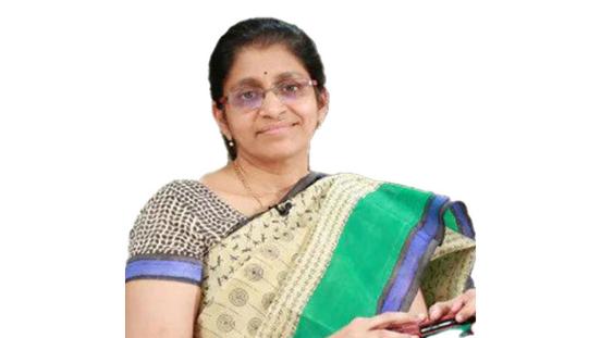 Dr. Jayalakshmi T K