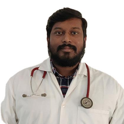 Dr. Karthik Emmadi, Family Physician/ Covid Consult Online