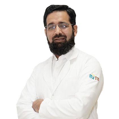 Dr. Waliullah Siddiqui, Surgical Gastroenterologist Online