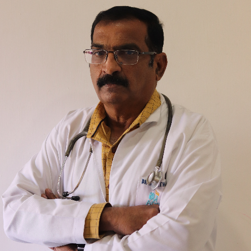 Dr. S Ananth Kumar, General Physician/ Internal Medicine Specialist Online