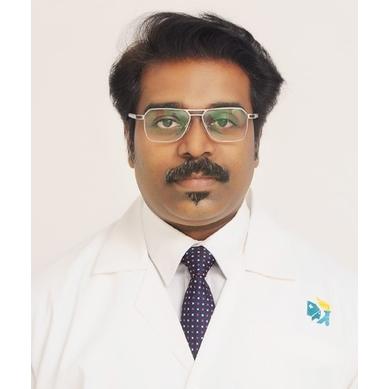 Dr. Jebin Roger S, Pulmonology/ Respiratory Medicine Specialist Online