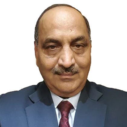 Dr. R P Singh, Endocrinologist Online