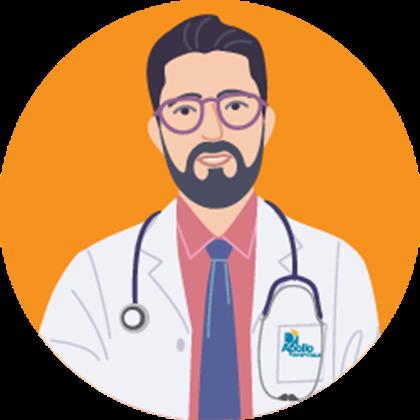 Dr. Vipul Rustgi, General Physician/ Internal Medicine Specialist Online