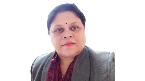 Ms. V Champa Mazumdar