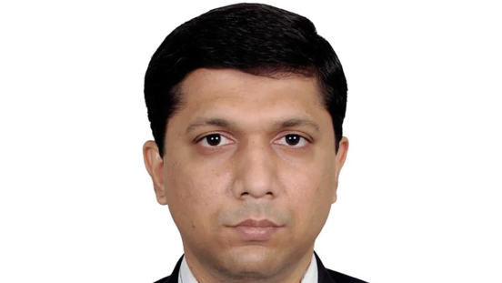 Dr. Maharshi Desai
