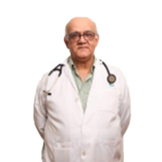 Dr. Satish Khanna, General Physician/ Internal Medicine Specialist Online