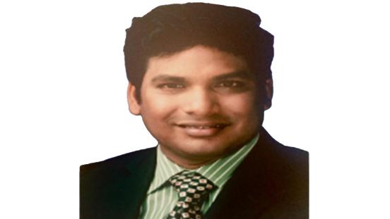 Dr. B Murali Krishna