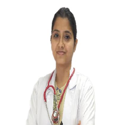 Dr. Amrita Sahoo, Paediatrician Online
