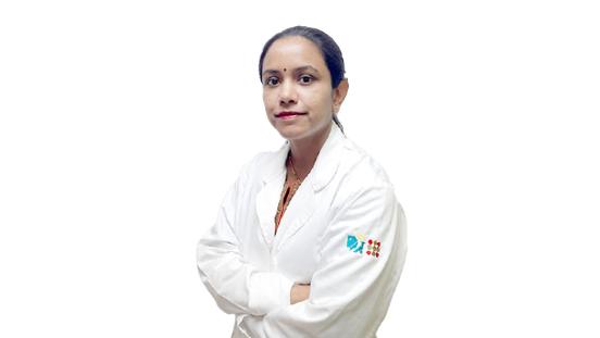 Dr. Pranjali Saxena