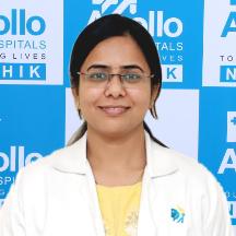 Dr. Rajashri Dhongade, General Physician/ Internal Medicine Specialist Online