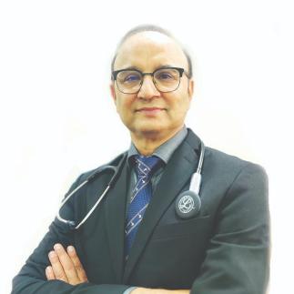 Dr. Rajesh Chawla, Pulmonology/ Respiratory Medicine Specialist Online