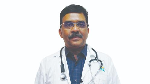 Dr. Prashanth S Urs