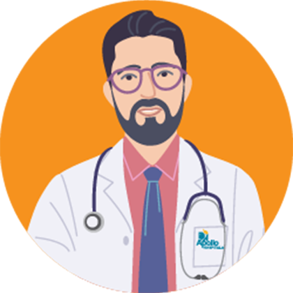 Dr Nikhil Goli, Covid Recover Clinic Online