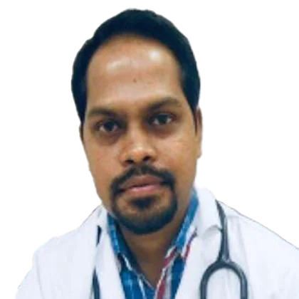 Dr. Kartick Chandra Jena, Pulmonology/ Respiratory Medicine Specialist Online