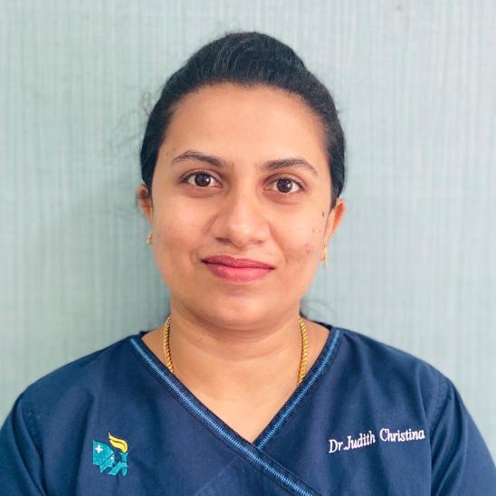 Dr Judith Christina, Dentist Online