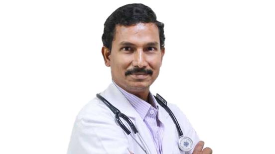 Dr. P Mohan Babu