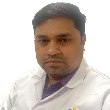 Dr. Saroj Kumar Sahu, Nuclear Medicine Specialist Physician Online