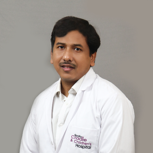 Dr. Abhishek Roy, Paediatrician Online
