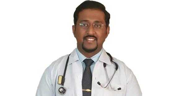 Dr. Chinmay Naik