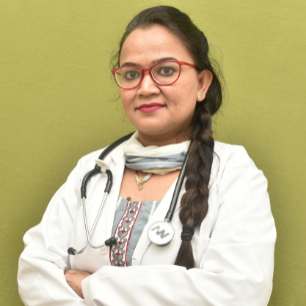 Dr Rupali Wagmare, Obstetrician & Gynaecologist Online