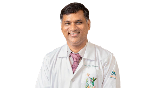 Dr. Khader Hussain