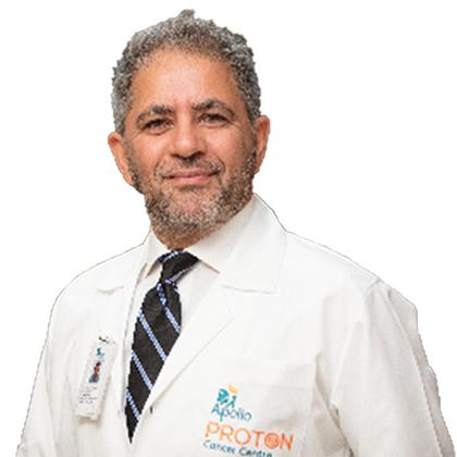 Dr. Rakesh Rattan Jalali, Radiation Specialist Oncologist Online