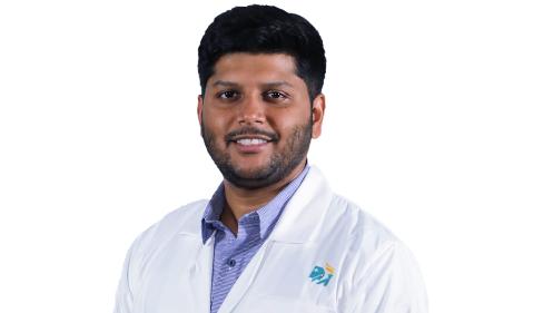 Dr Srimanth B S