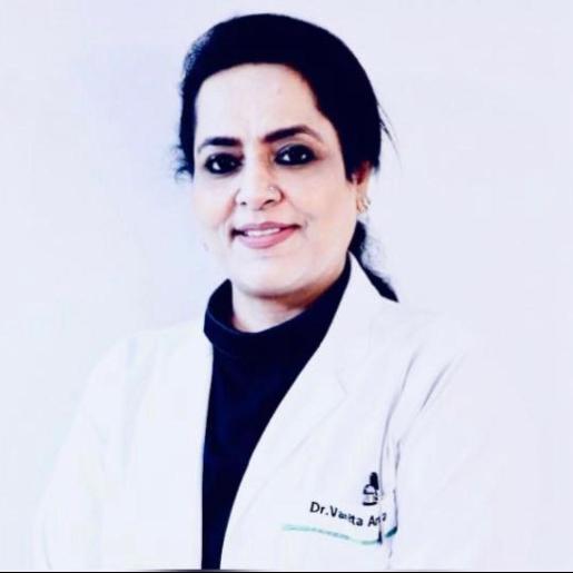 Dr. Vanita Arora, Cardiologist Online