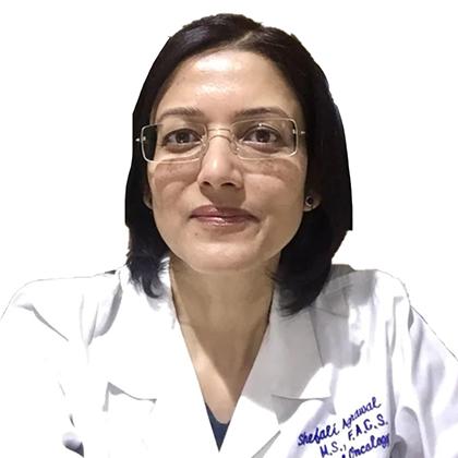 Dr. Shefali Agrawal, Surgical Oncologist Online
