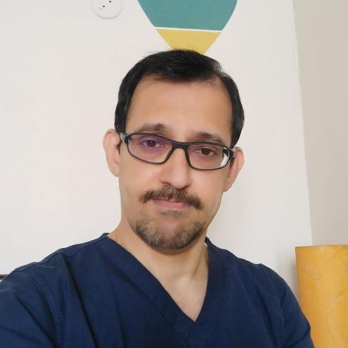 Dr. Srinivas S, Paediatric Gastroenterologist Online