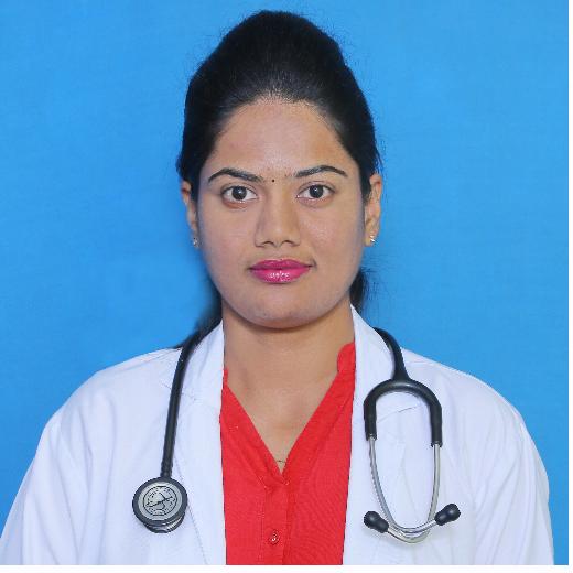 Dr. Niharika Patlolla, Family Physician/ Covid Consult Online