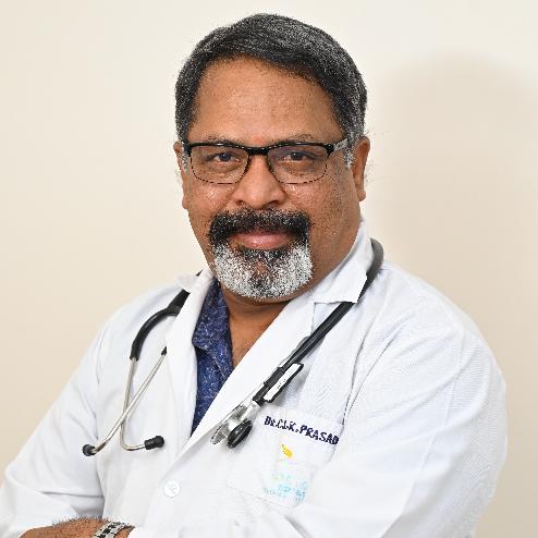 Dr. C R K Prasad, General & Laparoscopic Surgeon Online