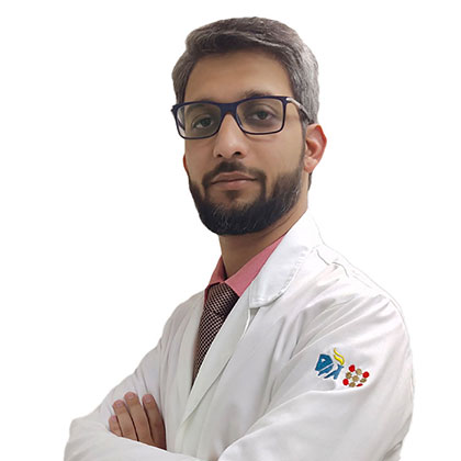 Dr. Mohd Suhaib, Radiation Specialist Oncologist Online