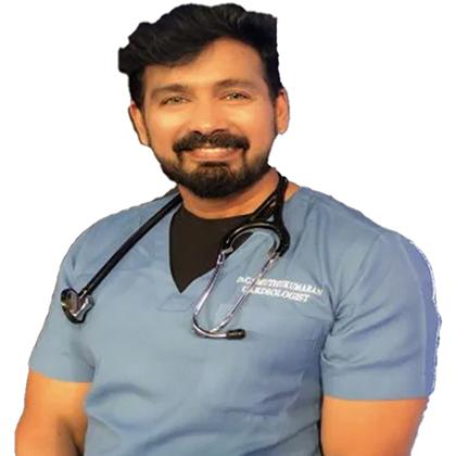 Dr. Muthukumaran C S, Paediatric Cardiologist Online