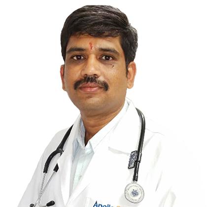 Dr. Manjunath H, Psychiatrist Online
