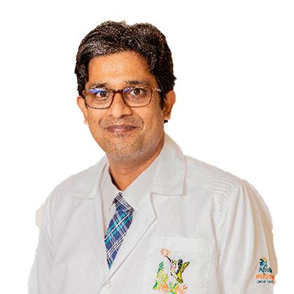 Dr. Vishnu Ramanujan, Orthopaedician Online