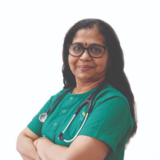 Dr. Sudha Kansal, Pulmonology/ Respiratory Medicine Specialist Online