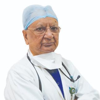 Dr. S K Gupta, Cardiologist Online